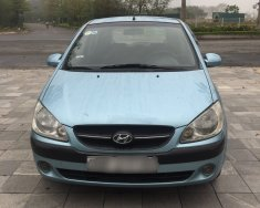 Bán ô tô Hyundai Getz MT 1.1 số sàn 2009, màu xanh lam giá 160 triệu tại Hà Nội