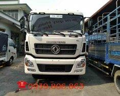 Xe tải nhập khẩu Dongfeng Hoàng Huy 4 chân ISL315, hỗ trợ trả góp giá 1 tỷ 400 tr tại Tp.HCM