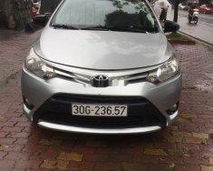 Xe Toyota Vios 1.5E năm 2016, màu bạc chính chủ giá Giá thỏa thuận tại Hà Nội