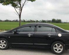 Xe Honda Civic năm 2007, màu đen xe gia đình giá 288 triệu tại TT - Huế