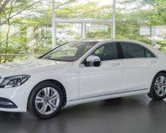 Bán Mercedes S450 2017, màu trắng, nhập khẩu giá 4 tỷ 300 tr tại Hà Nội