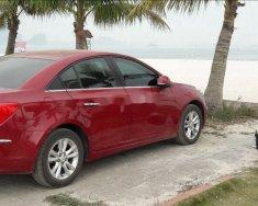 Bán Chevrolet Cruze đời 2016, màu đỏ chính chủ giá 380 triệu tại Hải Dương