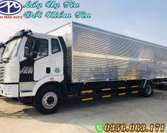 Xe tải FAW 8 tấn, thùng dài 9m7 nhập khẩu, chuyên chở bao bì giấy, pallet giá Giá thỏa thuận tại BR-Vũng Tàu