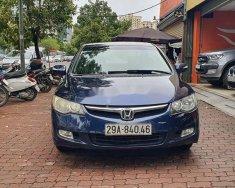 Bán Honda Civic 2.0AT sản xuất năm 2006, màu xanh lam giá 295 triệu tại Hà Nội