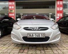 Cần bán xe Hyundai Accent sản xuất 2011, màu bạc chính chủ giá 328 triệu tại Hải Dương