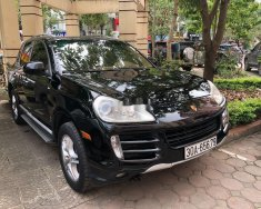 Bán Porsche Cayenne sản xuất năm 2008, màu đen, nhập khẩu nguyên chiếc còn mới giá 740 triệu tại Hà Nội