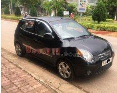 Bán Kia Morning năm sản xuất 2008, màu đen giá 225 triệu tại Sơn La