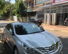 Xe Hyundai Sonata đời 2011, màu bạc, nhập khẩu nguyên chiếc giá 510 triệu tại Đắk Lắk