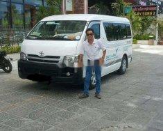 Cần bán Toyota Hiace năm 2005, màu trắng, xe nhập giá 165 triệu tại Đà Nẵng