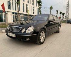 Bán xe Mercedes E class đời 2003, màu đen, 240 triệu giá 240 triệu tại Hải Dương
