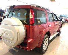 Bán ô tô Ford Everest sản xuất 2015, màu đỏ xe gia đình giá 565 triệu tại Tp.HCM