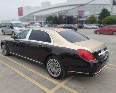bán Mercedes Maybach S400 ruby black  9/2017 tư nhân giá 5 tỷ 400 tr tại Hà Nội