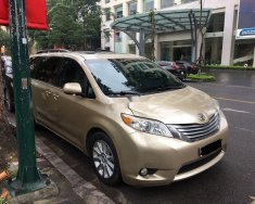 Cần bán xe Toyota Sienna năm 2010, màu vàng, xe nhập giá 1 tỷ 300 tr tại Hà Nội
