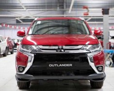 Mua xe trả góp lãi suất thấp với chiếc Mitsubishi Outlander CVT, sản xuất 2020, giao nhanh giá 825 triệu tại Hà Nội