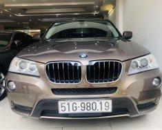 Bán xe BMW X3 sản xuất năm 2012, màu nâu giá cạnh tranh giá 795 triệu tại Tp.HCM