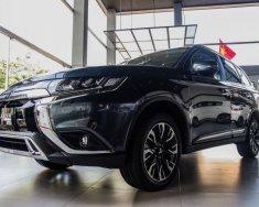 Bán xe Mitsubishi Outlander 2.0 CVT năm sản xuất 2020, màu đen giá 825 triệu tại Hà Nội
