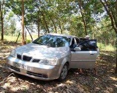 Bán xe Daewoo Lacetti đời 2005, màu bạc, xe gia đình giá 130 triệu tại Phú Yên