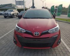 Bán ô tô Toyota Vios năm sản xuất 2020, màu đỏ giá 520 triệu tại Tiền Giang