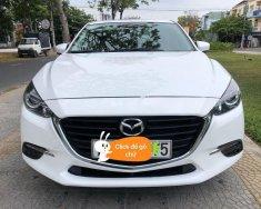 Cần bán lại xe Mazda 3 1.5FL đời 2017, màu trắng chính chủ giá 575 triệu tại Đà Nẵng