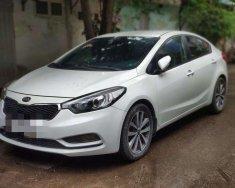 Cần bán gấp Kia K3 MT năm 2016, màu trắng, nhập khẩu nguyên chiếc số sàn, 175tr giá 175 triệu tại Hà Nội