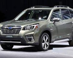 Cần bán nhanh chiếc Subaru Forester giá thấp, sản xuất 2019, nhập khẩu nguyên chiếc giá 1 tỷ 127 tr tại Hà Nội
