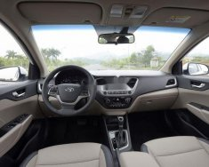 Bán xe Hyundai Accent đời 2020, màu trắng giá 499 triệu tại Long An