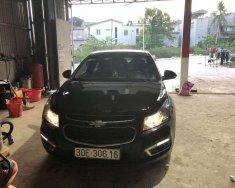 Cần bán Chevrolet Cruze năm 2015, màu đen giá 420 triệu tại Hà Nội