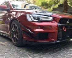 Bán xe cũ Mitsubishi Lancer 2.0AT đời 2009, màu đỏ giá 550 triệu tại Tp.HCM