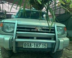 Bán ô tô Mitsubishi Pajero sản xuất năm 2000, màu bạc, nhập khẩu xe gia đình, giá 199tr giá 199 triệu tại Hà Nội