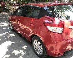 Bán Toyota Yaris sản xuất năm 2015, màu đỏ, xe nhập chính chủ giá 465 triệu tại BR-Vũng Tàu