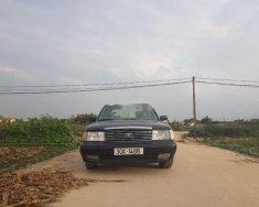 Bán Toyota Crown năm sản xuất 1993, màu đen, nhập khẩu nguyên chiếc giá 65 triệu tại Vĩnh Phúc