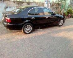 Bán BMW 5 Series 525i 2003, màu đen, nhập khẩu nguyên chiếc chính chủ, 225 triệu giá 225 triệu tại Tp.HCM