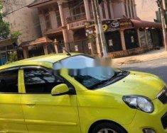 Bán xe Kia Morning sản xuất 2012, màu vàng, giá 210tr giá 210 triệu tại Đắk Lắk