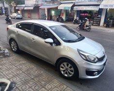 Cần bán gấp Kia Rio 2016, màu bạc xe gia đình, giá tốt giá 337 triệu tại Đà Nẵng