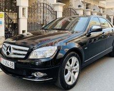 Xe Mercedes C class sản xuất 2008, màu đen giá 365 triệu tại Tp.HCM