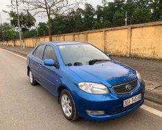 Bán Toyota Vios năm sản xuất 2004, màu xanh lam, nhập khẩu giá 175 triệu tại Hà Nội