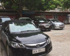 Cần bán xe Honda Civic năm 2011, màu đen giá 310 triệu tại Hà Nam