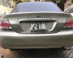 Cần bán lại xe Mitsubishi Lancer đời 2005, màu xám giá 280 triệu tại Tp.HCM