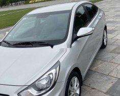 Cần bán gấp Hyundai Accent đời 2013, màu bạc, giá 359tr giá 359 triệu tại Vĩnh Phúc