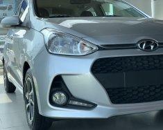 Bán ô tô Hyundai Grand i10 1.2 AT đời 2020, màu bạc, giá cạnh tranh giá 391 triệu tại Cần Thơ