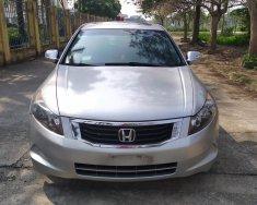 Bán ô tô Honda Accord sản xuất năm 2007, màu bạc, nhập khẩu nguyên chiếc giá 375 triệu tại Hải Phòng