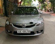 Cần bán Honda Civic sản xuất năm 2010, màu xám, 335tr giá 335 triệu tại Phú Thọ