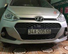 Bán Hyundai Grand i10 đời 2017, màu bạc giá cạnh tranh giá 255 triệu tại Hải Dương