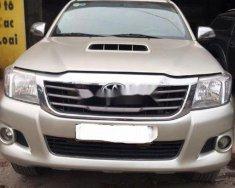 Cần bán gấp Toyota Hilux sản xuất 2013, màu bạc, 410tr giá 410 triệu tại Hà Nội