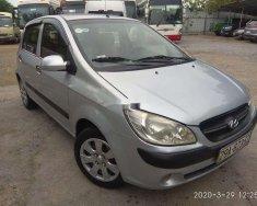 Bán Hyundai Getz đời 2009, màu bạc, nhập khẩu   giá 156 triệu tại Hà Nội