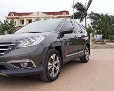 Cần bán Honda CR V sản xuất năm 2013, màu đen giá 636 triệu tại Bắc Giang