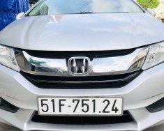 Bán Honda City 1.5 AT 2016, màu bạc, giá 400tr giá 400 triệu tại Tp.HCM