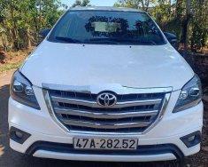 Cần bán lại xe Toyota Innova đời 2007, màu trắng, nhập khẩu giá 215 triệu tại Đắk Lắk