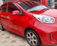 Cần bán lại chiếc Kia Morning đời 2016, màu đỏ, giá ưu đãi, giao nhanh giá 275 triệu tại Vĩnh Phúc