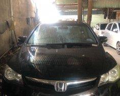 Bán ô tô Honda Civic 2006, màu đen, 280tr giá 280 triệu tại Cần Thơ